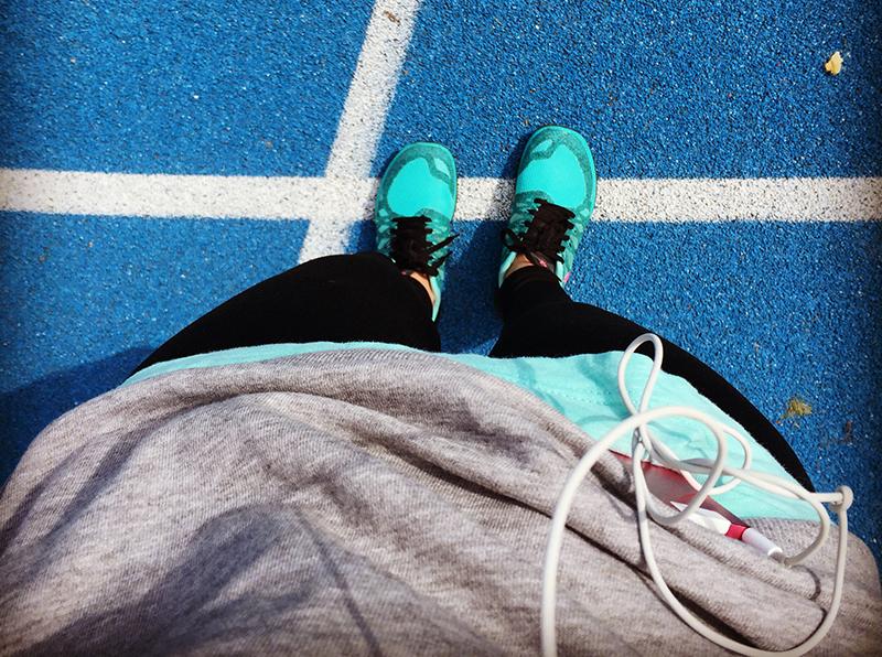 Joh running